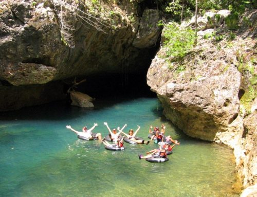 Cave Tubing & Zipline Adventure From Belize City